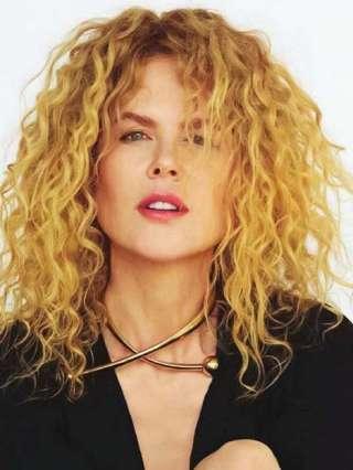Adio păr creț? Nicole Kidman a surprins cu o nouă coafură